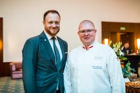 Michał Cybulski i Tomasz Koprowski