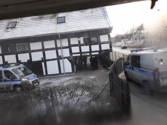 Białorusin ugodzony nożem w hostelu w Gd