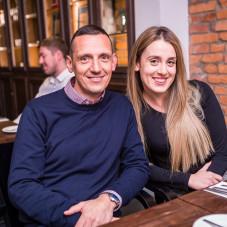 Krystian Szidel i Justyna Ilnicka