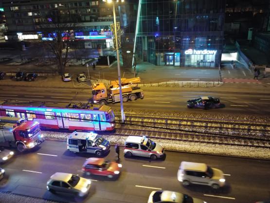 Ruch tramwajowy wznowiony