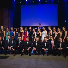 Uczniowie II LO w Sopocie
