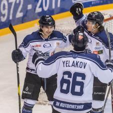 Jegor Rożkow, Aleksander Gołowin i Wladislaw Jełakow