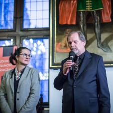 Aleksandra Dulkiewicz i Chris Niedenthal
