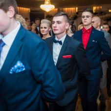 Studniówka V LO w Gdyni im. płk. Stanisława Dąbka w Hotel Faltom Rumia