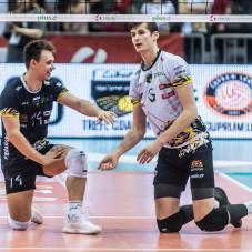 Maciej Olenderek i Szymon Jakubiszak