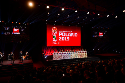 Losowanie MŚ U-20. Polska z Kolumbią na otwarcie, w Gdyni Meksyk - Włochy
