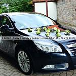 Dekori ~ Dekoracja samochodu na ślub ~ Samochód ślubny Gdańsk ~ Auto do ślubu Gdynia