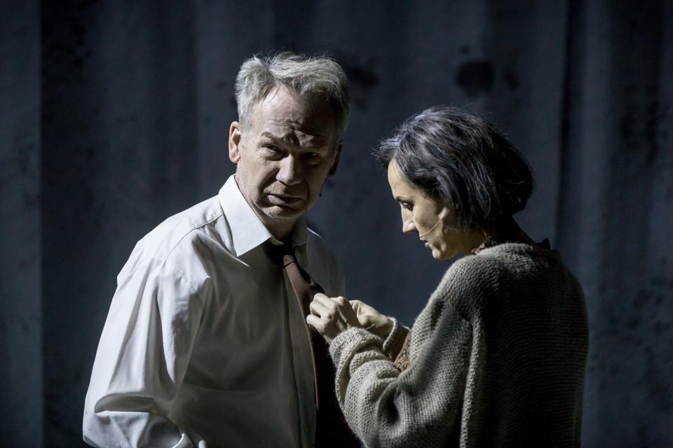 Mirosław Baka i Anna Kociarz