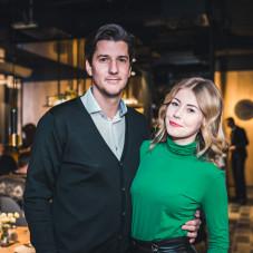 Natalia Nowak i Aleksander Reiff