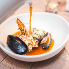 Zupa Marsylska Bouillabaisse