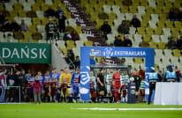 Lechia Gdańsk - Wisła Płock 1:1. Karny, gra 11 na 10 i tylko remis
