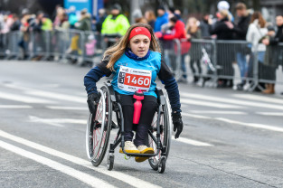 Ponad 7 tys. biegaczy w gdyńskim półmaratonie