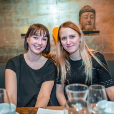 Katarzyna Koziorowska i Monika Jasińska