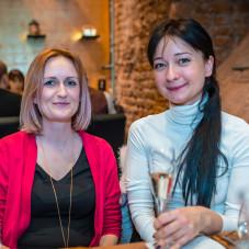 Magdalena Bem- Stankiewicz i Joanna Leszczyńska