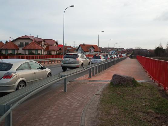 Korek na Leszczynowej w Gdańsku