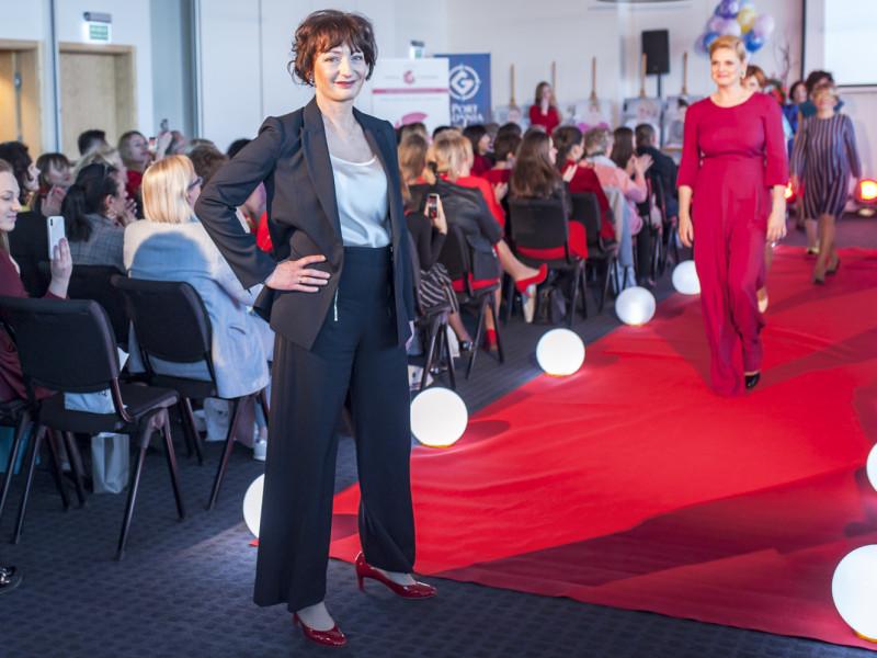 Z onkologii wprost na wybieg. Niezwykły pokaz mody w Gdyni