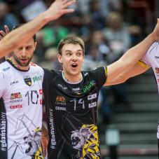Nikola Mijailović, Maciej Olenderek i Maciej Muzaj