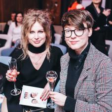 Agnieszka Zalewska i Izabela Potomkowska