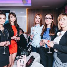 Karina Wicher, Natalia Bitel, Asia Błażkowska, Paulina Wronecka i Alicja Jeleniewska