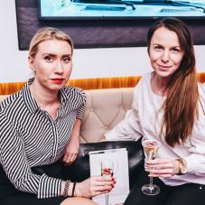 Magdalena Larczyńska i Katarzyna Zblewska