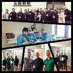 Miedzynarodowym szkolenie w Heidelbergu z regeneracji kości