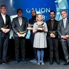 Współne zdjęcie laureatów