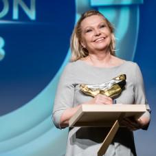 Nagroda za całokształt artystyczny - Dorota Lulka