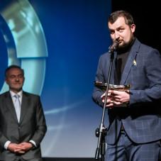 """Animacja Kultury - Laureat Michał """"Goran"""" Miegoń"""