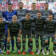 Jagiellonia Białystok - Lechia Gdańsk finał Pucharu Polski