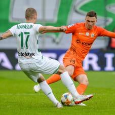 Lukas Haraslin, Filip Jagiełło