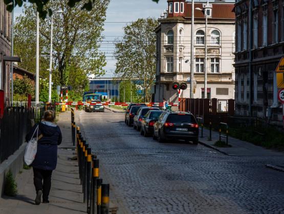 Od poniedziałku zamknięty przejazd na Sandomierskiej