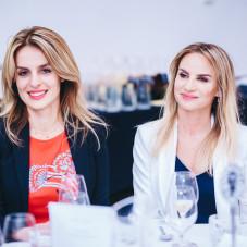 Monika Sadowska i Anna Złotogórska
