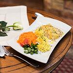 Potrawy restauracji Ułan