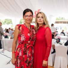 Agata Jarzycka i Kaja Koczurowska-Wawrzkiewicz