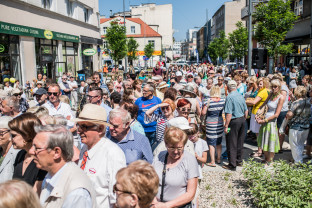 Gdynia: część ul. Abrahama oddana pieszym