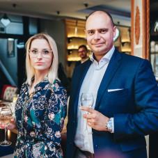 Sylwia Więckowska i Łukasz Stybner