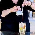 Szmaragdowa Café espresso tonic