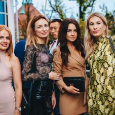 Kasia Herman, Alicja Popkowska, Sylwia Navus- Wysocka, Edyta Kleist