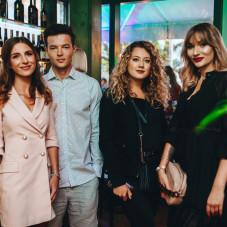 Karolina Sawicka, Krzysztof Szaluś, Magdalena Leśkiewicz i Natalia Bań