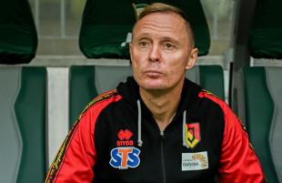 Lechia Gdańsk - Jagiellonia Białystok 1:1. Artur Sobiech strzelił gola na jubileusz