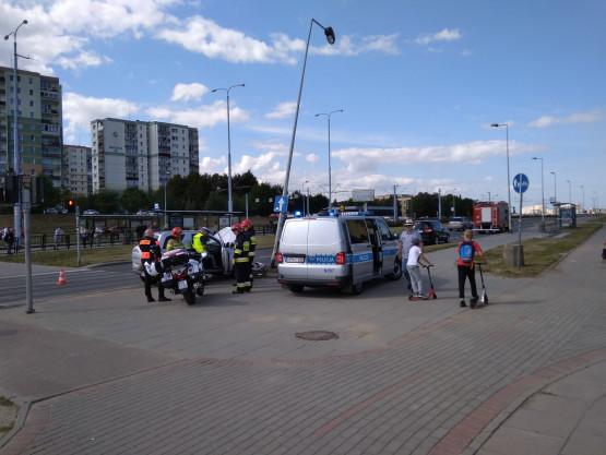 Wypadek na Chełmie