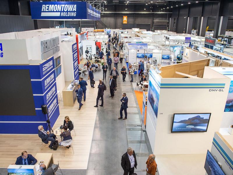 Złote Kotwice Baltexpo dla spółek Remontowa Holding i Marine Technology