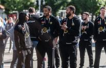 Koszykarze Trefla Sopot po prezentacji pokonali Polski Cukier Toruń