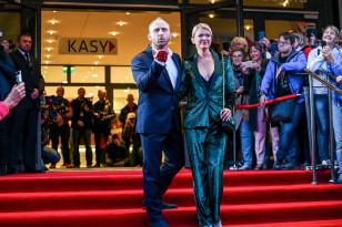 Borys Szyc i Justyna Jeger-Nagłowska
