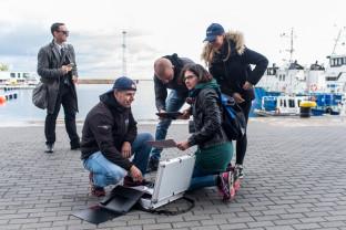 Emocje w grze miejskiej w Gdyni