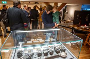 Polskie aparaty fotograficzne na wystawie w Hevelianum
