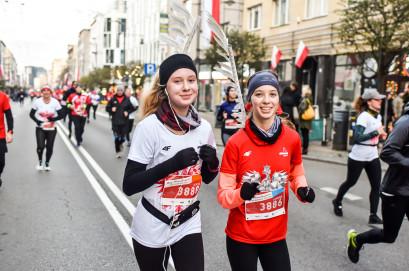 Bieg Niepodległości w Gdyni na 4 tys. osób. Tomasz Grycko najszybszy