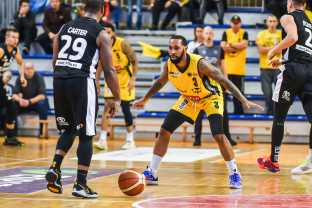Trefl Sopot - Start Lublin 82:95. Koniec passy koszykarzy