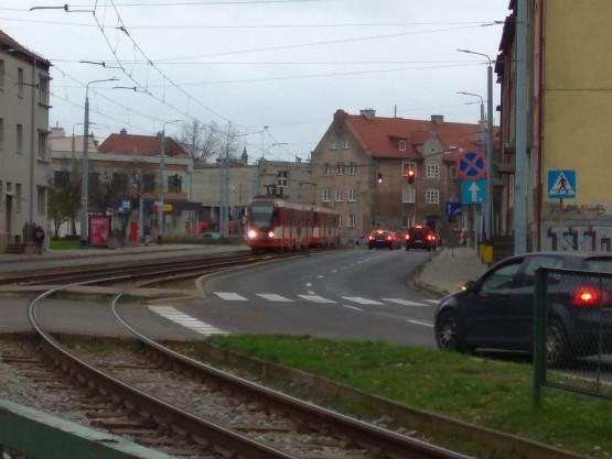 Utrudnienia w ruchu tramwajów