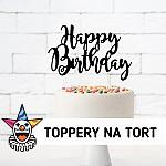 Toppery na tort - SKLEP SZALONY.PL